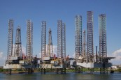 Galveston Oil Rigs